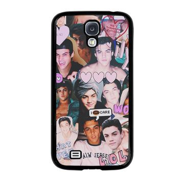 DOLAN TWINS COLLAGE Samsung Galaxy S4 Case