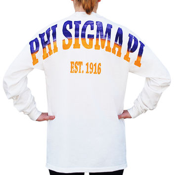 Phi Sigma Pi Color Series Stadium Jersey