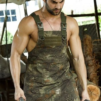 New Camouflage ripstop Aprons Highlander Krypteck working Apron Woman Apron Krypteck camouflage