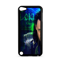 Tom Hiddleston Loki iPod Touch 5 | 5th Gen case