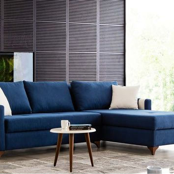 Afsar Furniture Jersey Collection Art 0316 London Sectional