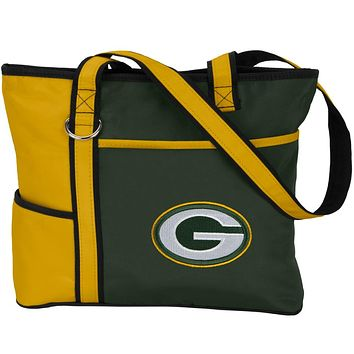 Green Bay Packers - Logo Carry All Tote Bag
