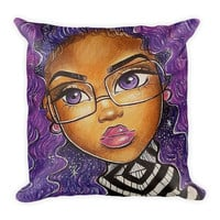 ❤ Purple Goddess Pillow ❤