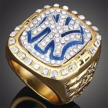 """SPORTS RING * 1999 NEW YORK """"YANKEES"""" WORLD SERIES * CHAMPS/ ...fast delivery!"""