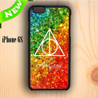 Dream colorful Harry Potter Always Symbol iPhone 6S Case