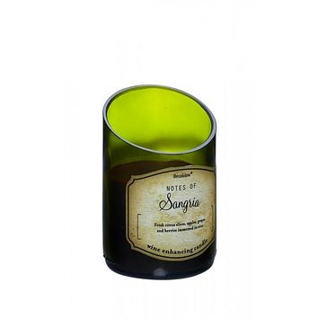 Sangria Scented Candle