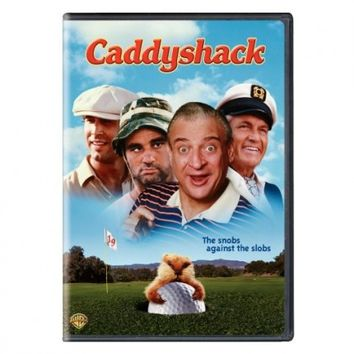 Caddyshack on DVD