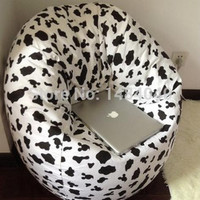 bean bag Cows tatami floor bean bag sofa bean bag sofa single computer chair beanbagsofalazybones
