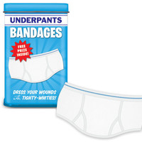 UNDERPANTS BANDAGES