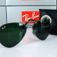 Ray-Ban 0rb3025 Polarized Aviator Sunglasses, Silver, 58 mm
