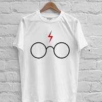 Harry Potter Glasses T-shirt Men, Women Youth and Toddler