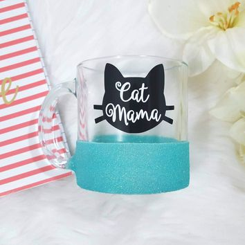 Cat Mama Coffee Mug