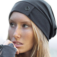 DTE Black Label Slouchy Beanie