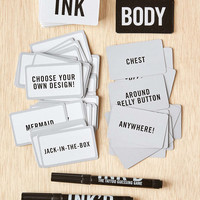Inkd: Tattoo Guessing Game - Urban Outfitters