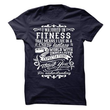 I Majorted In Fitness