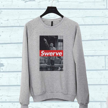 Swerve Will Smith sweater Sweatshirt Crewneck Men or Women Unisex Size