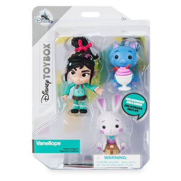 Disney Vanellope Ralph Breaks the Internet Action Figure Toybox New with Box
