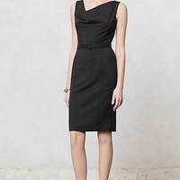 Anthropologie - Cowlneck Pencil Dress
