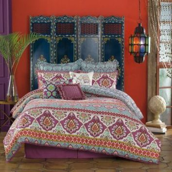 Anthology™ Theadora Comforter Set in Multi