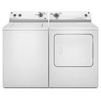 3.4 cu. ft. Top-Load Washer & 6.5 cu. ft. Dryer Bundle