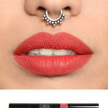 GW LIQUID LIPSTICK - DEVIL RED