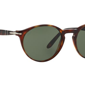 PERSOL MENS TURTLESHELL SUNGLASSES
