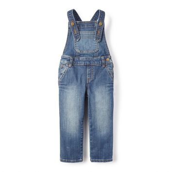 Tea Collection Destination Denim Overalls