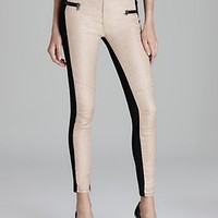 BLANKNYC Jeans - Paneled Color Block Legging | Bloomingdale's