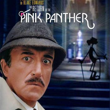 The Return of the Pink Panther 11x17 Movie Poster (1975)