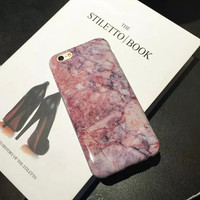 Hight Quality Marble iPhone 6 6s Plus Case Gift-132