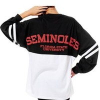 Florida State Juniors FSU Color Sweep Sweatshirt | Bealls Florida