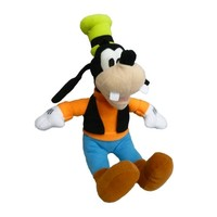 Licensed Disney Goofy Character Soft Stuffed Plush Toddler Toy, 11 inches