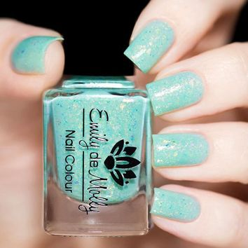 Emily de Molly Enchanted Forest Nail Polish (Pixie Garden Collection)