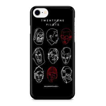 Poster For Twenty One Pilots Iphone 8 Case