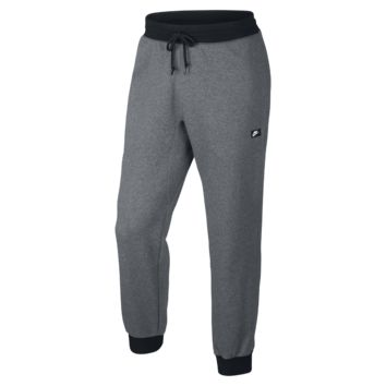 Nike AW77 French Terry Shoebox Cuffed Men's Sweatpants