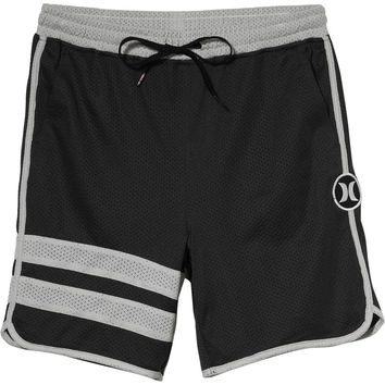 Hurley Dri-Fit Block Party Mesh Volley Short - Men's
