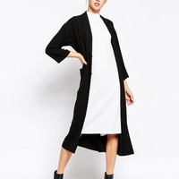 Monki | Monki Longline Tailored Blazer at ASOS