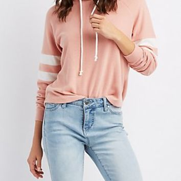 Sweatshirts & Hoodies: Crew Neck & Graphic | Charlotte Russe