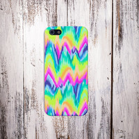 Tye Dye Case for iPhone 5 iPhone 5S iPhone 4 iPhone 4S and Samsung Galaxy S5 S4 & S3