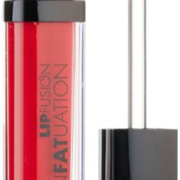 FusionBeauty InFATuation Liquid Plumping Lipstick, Screen Siren