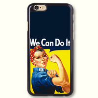 We Can Do It Protective Phone Case For iPhone case & Samsung case, 50205