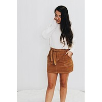 Cool and Confident Skirt