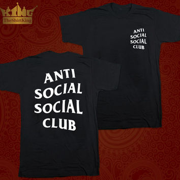 Anti Social Social Club unisex T Shirt