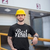 Daddy Gift - Best Father T Shirt, Gift for Husband, Best Dad Tshirt, Gifts for Dad Graphic Tee, Dad Gift. Fathers Tee Shirt