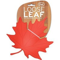 Fred & Friends LOOSE LEAF The Deciduous Doorstop