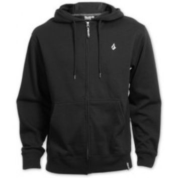Volcom Hoodie Getta Basic Youth- black