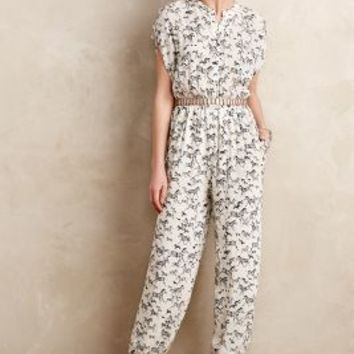 Serengeti Jumpsuit by Corey Lynn Calter Neutral Motif
