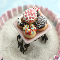 donut sampler ring