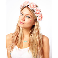 ASOS Rosebud Hair Garland