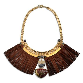 Natalie Waldman Hula Collar Necklace | Nordstrom